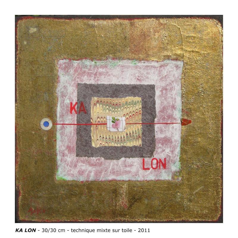Atelier Audibert - Artiste Peintre - Acko - KA LON