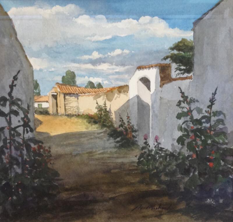 RICHARD - Atelier AUDIBERT - Encadrement - Essonne 91 - Paris - Orly